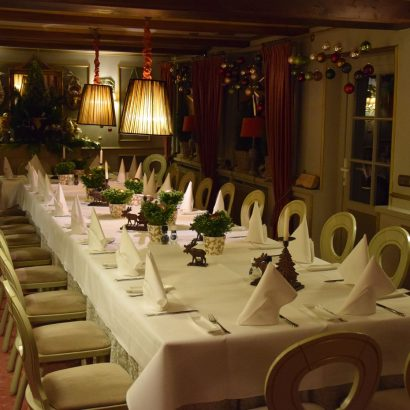 Unser Restaurant (Kamin)